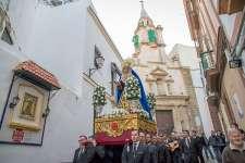 FOTOGALERÍA: Rosario Extraordinario de María Santísima de los Dolores