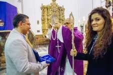 Presentación de nuevas donaciones a la Cofradía