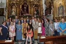 FOTOGALERÍA | Festividad de Santa María Magdalena y Medallas a los Concejales de la Corporación Municipal