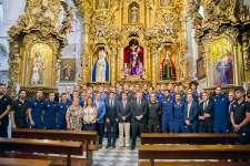 Ofrenda del Cádiz Club de Fútbol al Regidor Perpetuo