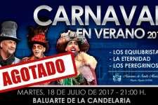 Agotadas todas las entradas de la Gala 'Carnaval en Verano 2017'