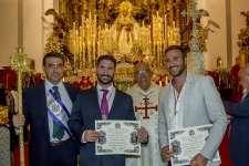 FOTOGALERÍA: Función a María Santísima de los Dolores e imposición de Medallas y entrega de Diplomas