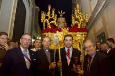 La Cofradía del Nazareno conmemoró el 350º aniversario de la Archicofradía del Ecce-Homo