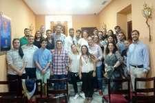 La Cofradía del Nazareno participó en la reunión de la juventud cofrade en el Consejo Local de Hermandades