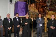 JUEVES SANTO 2019   La visita a Santa María