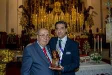 La Cofradía del Nazareno agradece a Martín José García sus años al frente del Consejo