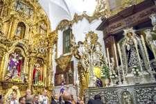 FOTOGALERÍA: Visita de Nuestra Señora de la Soledad a Santa María
