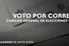 ELECCIONES 2018: Ya puede solicitar el voto por correo