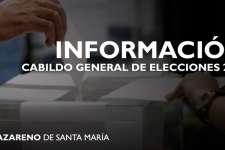 ELECCIONES 2018: Recuerda que está abierto el plazo de exposición del Censo