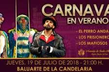 Ya en marcha la Gala 'Carnaval en Verano 2018'