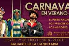 Agotadas todas las entradas anticipadas de la Gala Carnaval en Verano 2018