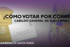 ELECCIONES 2018: ¿Cómo votar por correo? Estas son las instrucciones