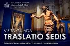 Visita guiada a la exposición 'Traslatio Sedis' organizada por la Cofradía del Nazareno