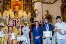 Concluyen los cultos en honor a María Santísima de los Dolores