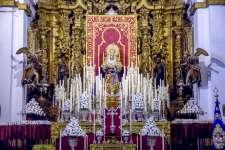 FOTOGALERÍA | Altar de Triduo a María Santísima de los Dolores