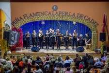 Una gran fiesta de villancicos flamencos en torno a Jesús Nazareno