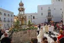 Participa con tu Cofradía del Nazareno de Santa María en la procesión del Corpus Christi