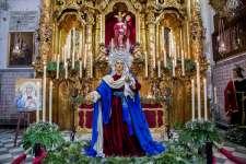 FOTOGALERÍA | Clausura del 75º aniversario (Altar)