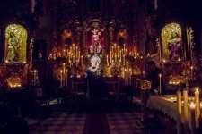 FOTOGALERÍA | Clausura del 75º aniversario (Vigilia nocturna)