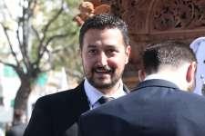 Joaquín Cortés Molina, nuevo capataz del paso de Misterio de Nuestro Padre Jesús Nazareno