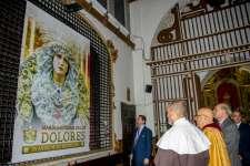 Presentado el calendario de actos por el 75º aniversario de María Santísima de los dolores