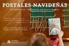 Concurso de Postales Navideñas 2019 de la Cofradía del Nazareno de Santa María