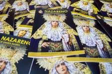 Comienza el reparto de la revista 'Nazareno de Santa María' de la Cuaresma 2019