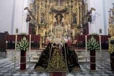 FOTOGALERÍA | Altar del Viernes de Dolores 2019