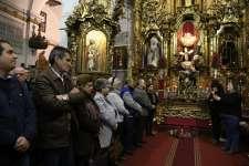 La Cofradía del Nazareno celebró una inclusiva Función del Dulce Nombre de Jesús