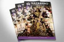 Descarga en PDF la revista 'Nazareno de Santa María' de la Cuaresma 2020