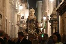 María Santísima de los Dolores saldrá en Rosario vespertino el próximo 5 de noviembre