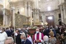 La Cofradía del Nazareno de Santa María participará en el Corpus Christi 2021