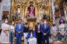 Una Función en honor a Santa María Magdalena y de reconocimiento a las mujeres
