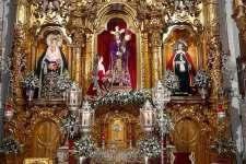 Cultos con motivo de la Solemnidad de Santa María Magdalena 2021