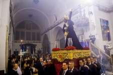 FOTOGALERÍA: Traslado de los Titulares al Altar de Quinario