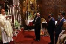 Momentos memorables durante el Triduo a María Santísima de los Dolores